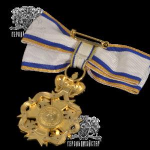 Фото Знак «Імператорського ордена Святої Великомучениці Анастасії»