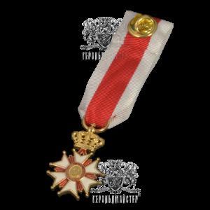 Фото Miniature of the Order of Saint Joseph