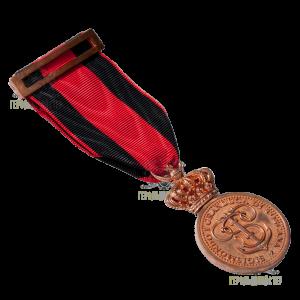 Фото Медаль «AL MERITO» ІІІ степени