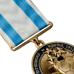 "Фото Medal ""Football Federation of Kiev – 100 years"""