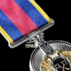 Фото Медаль «Ветеран Служби ДПТСУ»