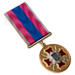 "Фото Medal ""Veteran of the Ministry of Internal Affairs"""