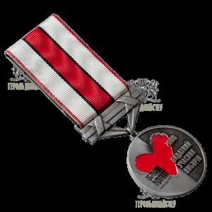 Фото Медаль «Видатний учасник виборів-2006»