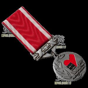 Фото Медаль «Выдающийся участник выборов-2007»