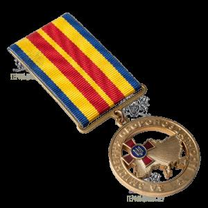 Фото Медаль «За укрепление обороноспособности МОУ»