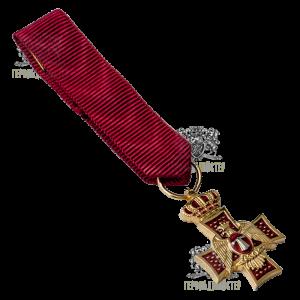 Фото Миниатюра нагрудного знака «Ордена Орла Грузии и нетленной плащаницы»