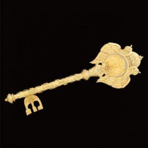 Фото Сувенир «Золотой Ключ»
