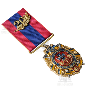 Фото Нагрудний знак «20 років УСБУ в Кіровоградській області»