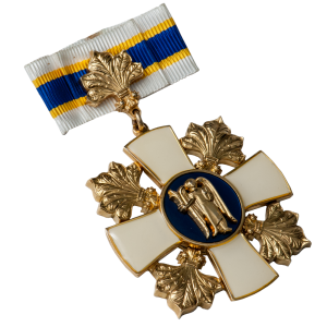 "Фото Insignia ""Honor of the Head of Kiev"""