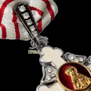 Фото Нагрудный знак «Святая Великомученица Варвара»