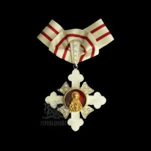 "Фото Insignia ""Holy Great Martyr Varvara"""