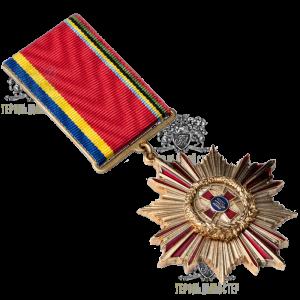 Фото Нагрудний знак «За розвиток військового співробітництва»
