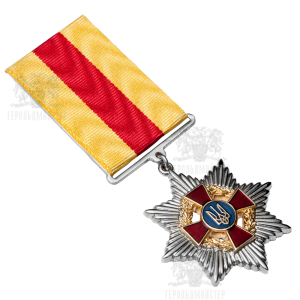 "Фото Insignia ""For Assistance to the Armed Forces of Ukraine"""