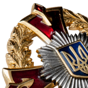 "Фото Insignia ""For distinction in service"""