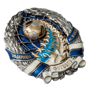 "Фото Insignia ""Football Federation of Kiev – For Merit"""