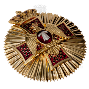 "Фото Officer Insignia ""Eagle of Georgia"" (GOEG)"