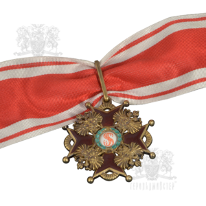 "Фото Insignia ""Imperial Order of St. Stanislaus"" II dg."