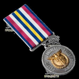 Фото Медаль «Patria Evolvere Scientia»