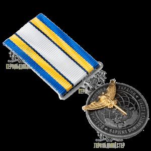 """Фото Медаль """"Воєнна розвідка України"""""""