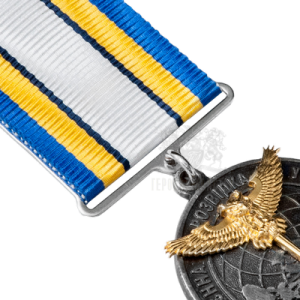 "Фото Medal ""Military Intelligence of Ukraine"""