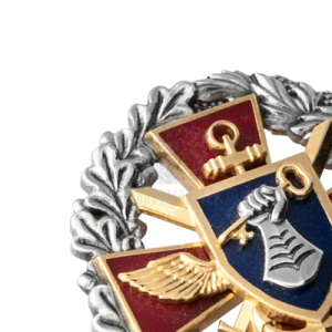 "Фото Insignia ""Veteran of Main operational management of Ministry of Defense"""