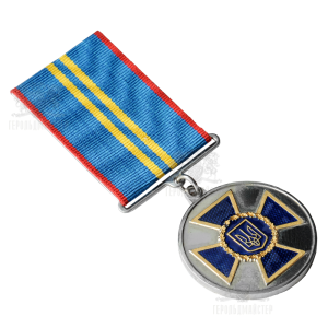 "Фото Medal ""15 years of conscientious service"""