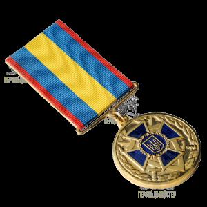 Фото Медаль «Ветеран службы СБУ»