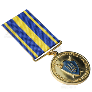 """Фото Insignia """"Military Prosecutor's Office of the Central Region of Ukraine"""""""