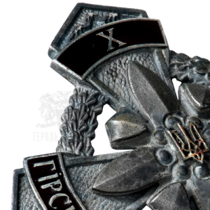 "Фото Insignia for officers ""10 Mountain Assault Brigade"""