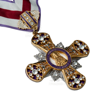 "Фото Insignia ""Bishop Raphael of Brooklyn"""