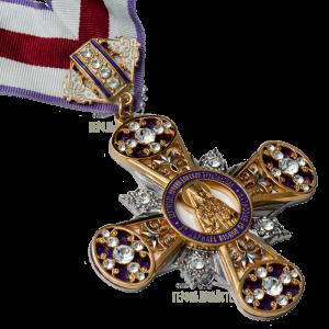 Фото Нагрудный знак «Святитель Рафаил Епископ Бруклинский»