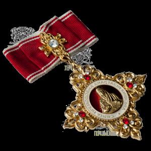 Фото Нагрудний знак «Свята Преподобна Анастасія Київська»