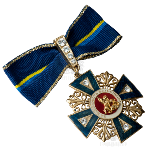 "Фото Insignia ""For loyalty to the Motherland"""