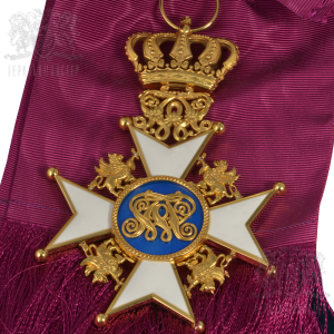 Фото Neck cross of the Order of the Wendish Crown