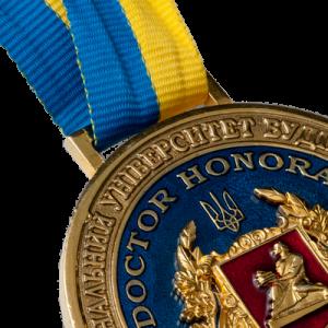 Фото Медаль «КНУБА»