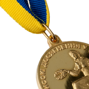 "Фото Medal ""For high achievements in education"""