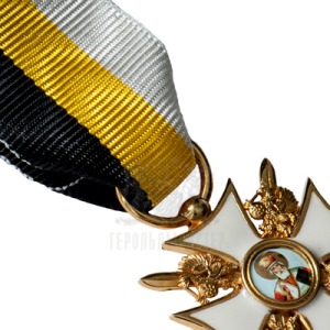 "Фото Miniature ""Imperial Military Order of St. Nicholas the Wonderworker"""
