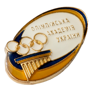"Фото Badge ""Olympic Academy of Ukraine"""