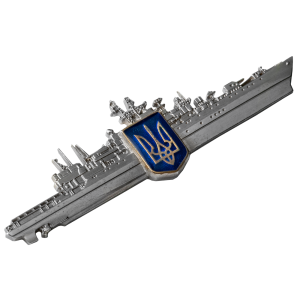 "Фото Insignia ""Commander of the ship"""