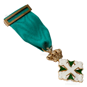 Фото Breast cross of the Order of Saints Mauritius & Lazarus