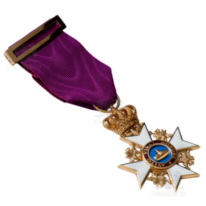 Фото Breast cross of the Order of the Wendish Crown