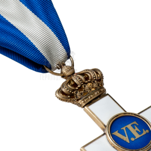 Фото Breast cross of the Order of Merit of Savoy