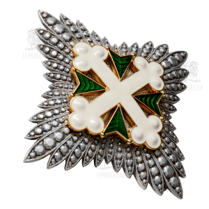 Фото Breast star of the Order of Saints Mauritius & Lazarus