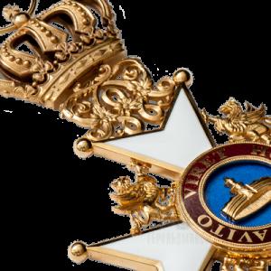 Фото Нашийний хрест Ордена Вендскої Корони