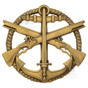 Фото Beret Sign Marine Infantry (unapproved version)