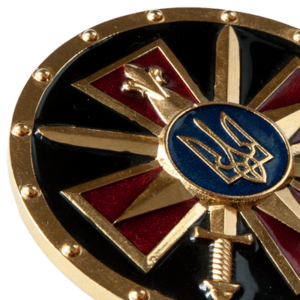Фото Медаль «ГУР МОУ»
