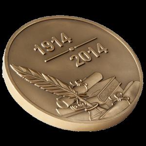 Фото Медаль «ILYAS EFENDIYEV 1914-2014»