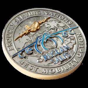Фото Медаль «Ruslan Salis»