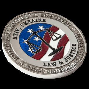 Фото Медаль «ДПСУ»