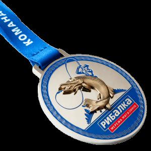 Фото Медаль «Турнір Ярослава Яковенко-нікель»